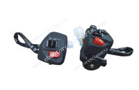Mio 100cc switch gear throttle housing lights electric start 4 stroke