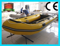PVC Material Large Inflatable Boat With CE Certification