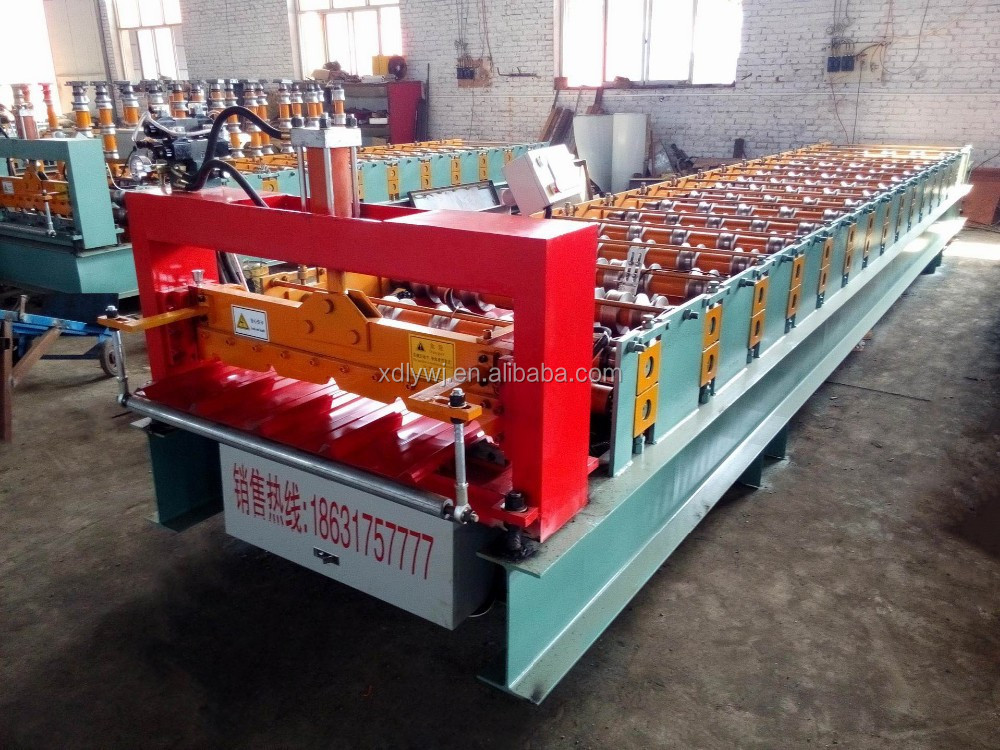 Tile making machine/roof pannel making machine/roof tile making machine