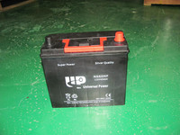 Good Quality Maintenance Free car battery NS60MF 12V 45AH