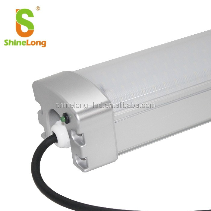 3 hours emergency time IP65 led light battery operated
