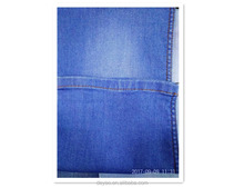Good Price and Delicate Lines after Wash Bromo Indigo Stretch Selvedge Denim Fabric for Jeans
