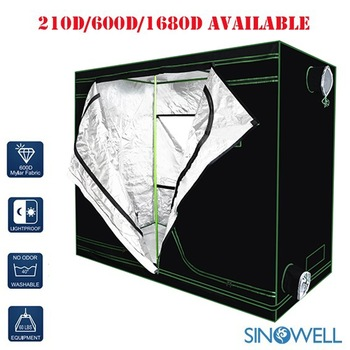 Hydroponic Indoor Grow Highly Reflective Fabric 600D Mylar 10 x 20 Plant Weed Tent  sc 1 st  Alibaba & Hydroponic Indoor Grow Highly Reflective Fabric 600d Mylar 10 X 20 ...