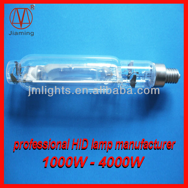 Marine lamp 1000W to 4000W metal halide
