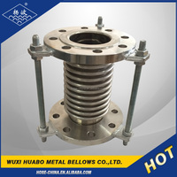 Yangbo industrial used metal bellows expansion joint for pipe system