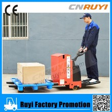 1t/1.5t/2t/2.5t full electric pallet truck