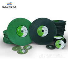 T41 14'' Yuri cost-effective cutting flap Resinoid-bonded grinding abrasive disc wheel