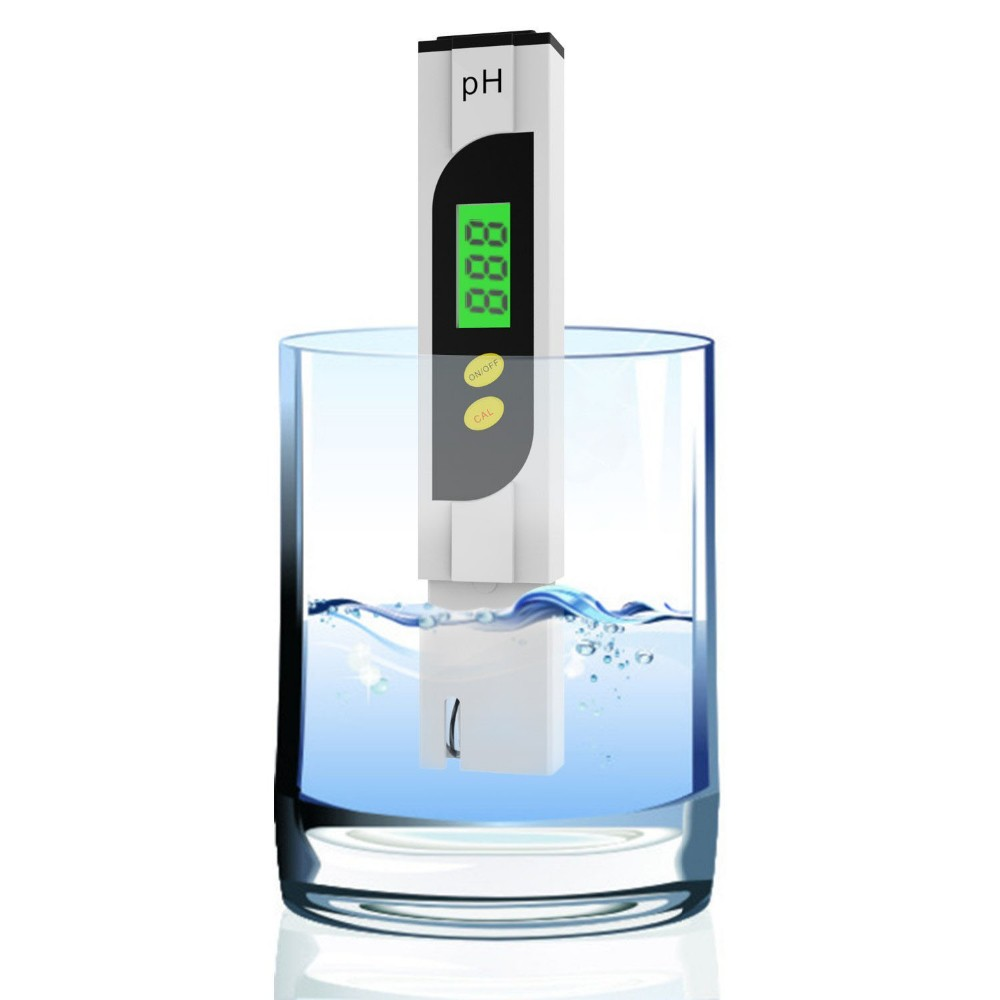 0.01 accuracy Pen-type low cost liquid ph tester