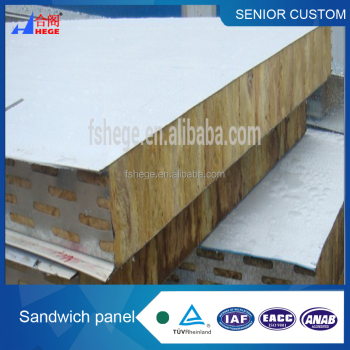 Fireproof sandwich panel price for buildings