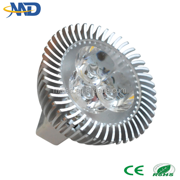 china supplier top sell 3W E27 E14 GU10 MR16 led spotlight 220v 12v 3 years warranty led spot light mr16 220v
