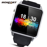 factory wholesale stylish sport fitness touch screen bluetooth smart wrist watch phone android