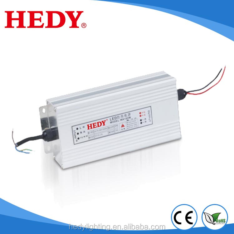LED waterproof ac 220v to dc12v 500a variable power supply