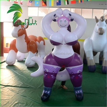 2m Tall Charming Soft Inflatable Sexy Anime Girl Doll Inflatable Sexy Toy Hongyi With SPH