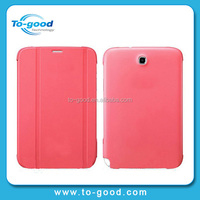Auto Sleep/Wake PU Book Style Stand Cover Folio Slim Leather Case for Samsung Galaxy Note N5100 8.0 inch Tablet