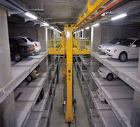 PXD smart car stacker carousel parking system
