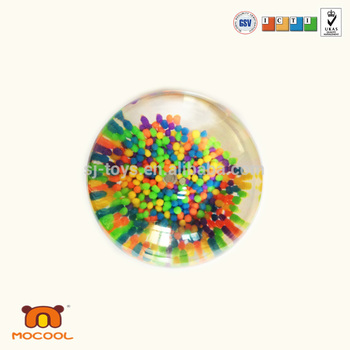 colorful regular gym ball exercise ball with bounce