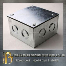 china supplier manufacturing waterproof floor box , electric junction box