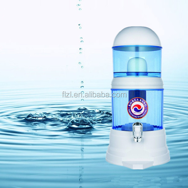 lhot sales mineral water purifier pot with 14L,16L,24L,32L