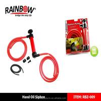 RBZ-009 manufacturer supplier hand siphon air pump water pump