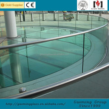 20 Years Experience/Alibaba Trade Assurance Building Tempered Glass Shower Wall Panels GT-ZT017