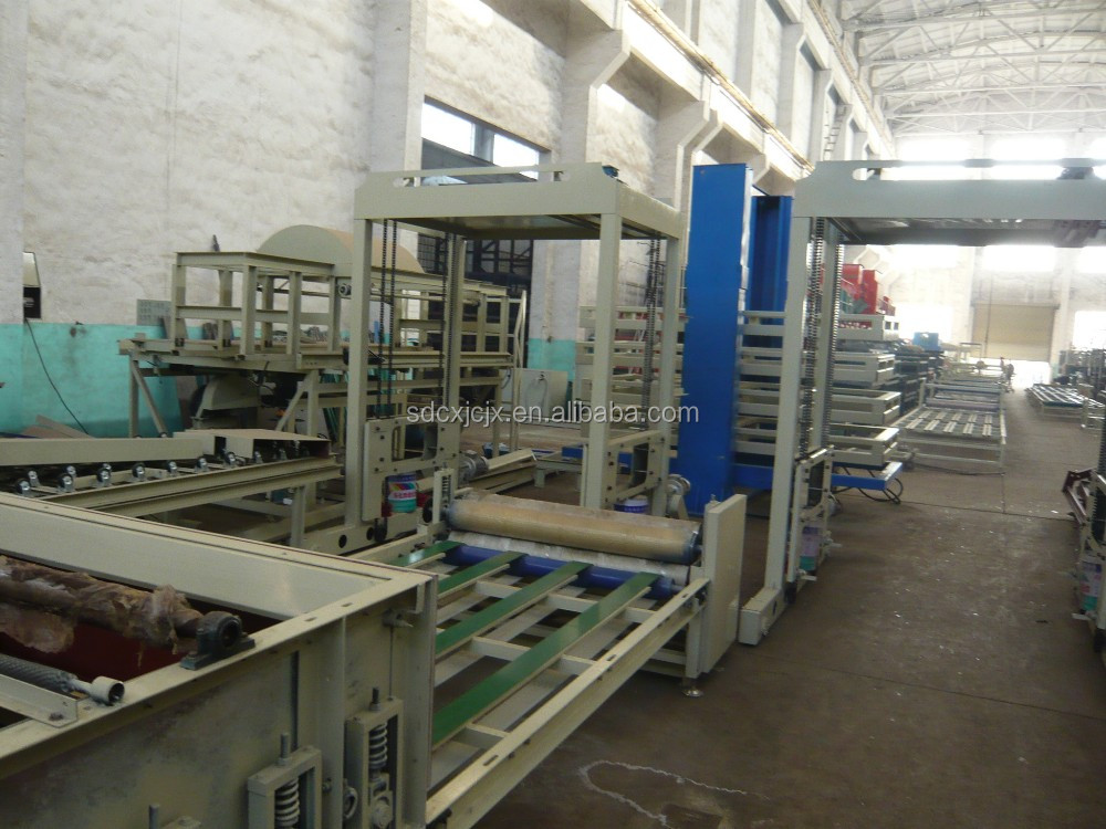 new building materials construction making machine for mgo board