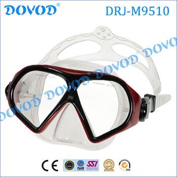 China professional scuba diving masks