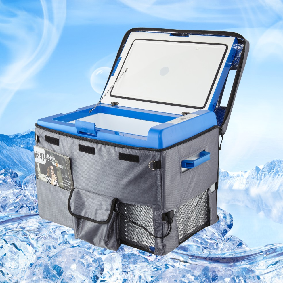 CE certification 40L 12v electricity powered portable car freezer <strong>compressor</strong>