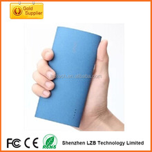 high capacity shake mobile power supply Mini 12000mah manual for power bank , big capacity external mobile power supply