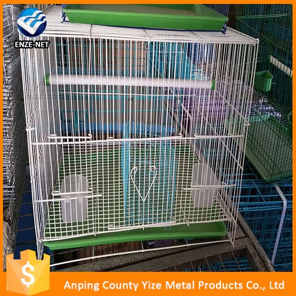 Good quality Meterials iron bird cages in China