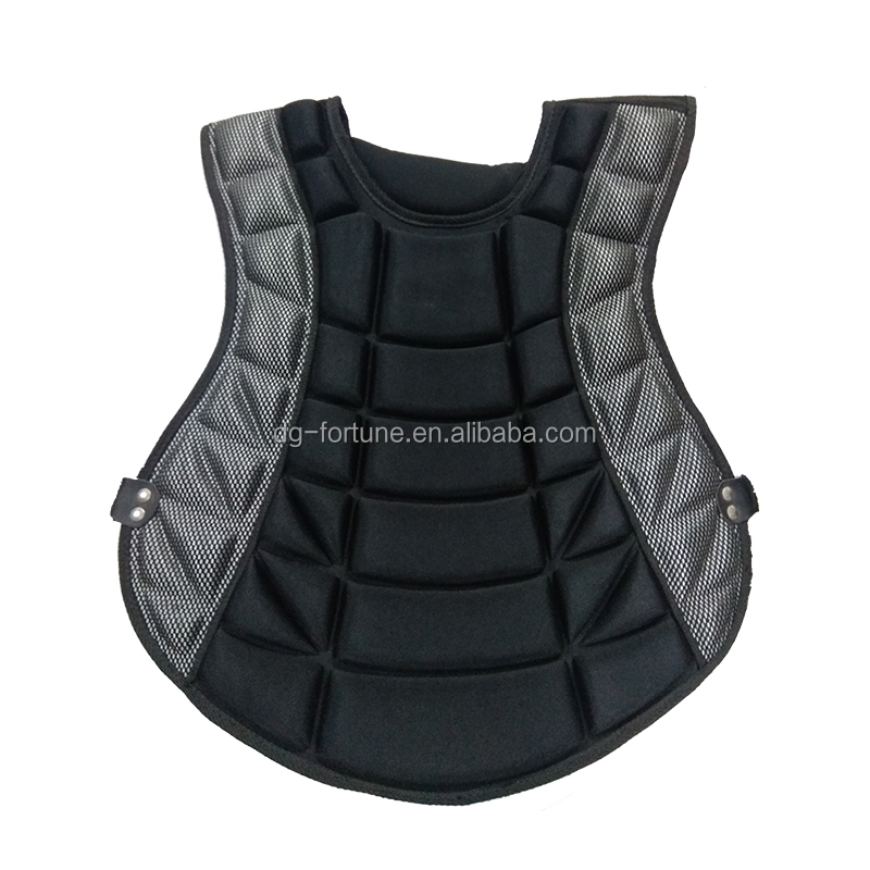 Hot sales EVA foam baseball chest protector for adults