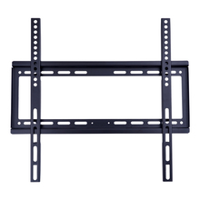 China hot sale Universal metal extra slim fixed tv mount for 32 - 50 inch lcd plasma flat panel screen