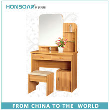 Bedroom Furniture Dressing Table with Mirror
