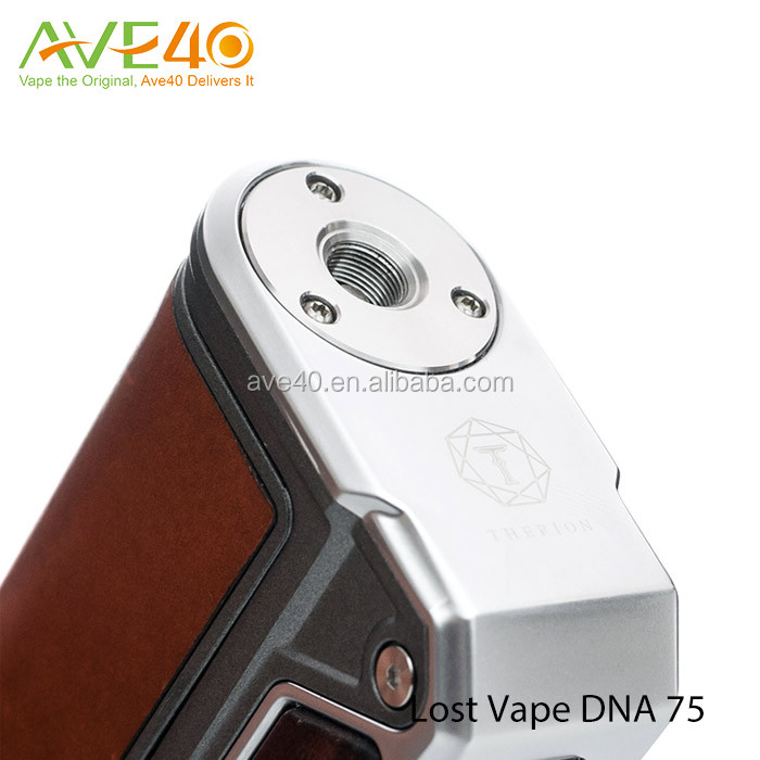 wholesale Therion DNA75 Box Mod with Evolv DNA 75 chip and Factory price