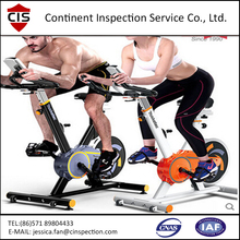 Gym Machine System Factory Full Inspection Services During Production Check