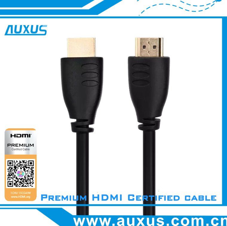 New style HDMI cable 19+1 support 1.4 2.0v with ethernet