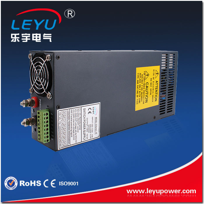 SCN-<strong>1000</strong>-<strong>12</strong> 1200w Single output ac to dc 12v 80a power supply with parallel function