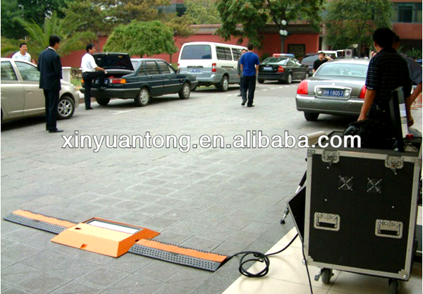 China factory Best-sell Under Vehicle Searching System(UVSS) XJCTB2008A