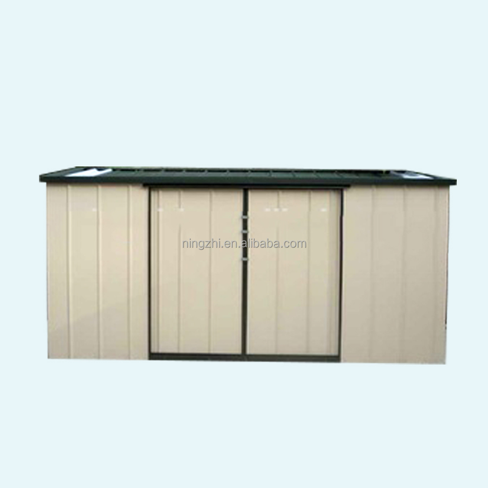 Brand new small shed,easy install and low cost smart shed for garden