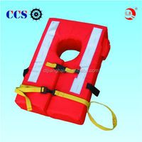 EC & CCS certified solas approved adult work vest life jacket