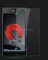 oem for sony z2mini clear screen protectors Accept Paypal!!!(with frame)