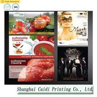 Cheap China OEM Brochure Book Printing