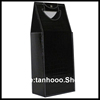 Leather Wine Case,Leather Wine Carrier,Stand Leather Wine Box THWB-023
