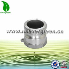 Male adapter X female camlock quick coupling type A for irrigation