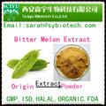 Food Ingredients Bitter Melon Extract Charantin 10%