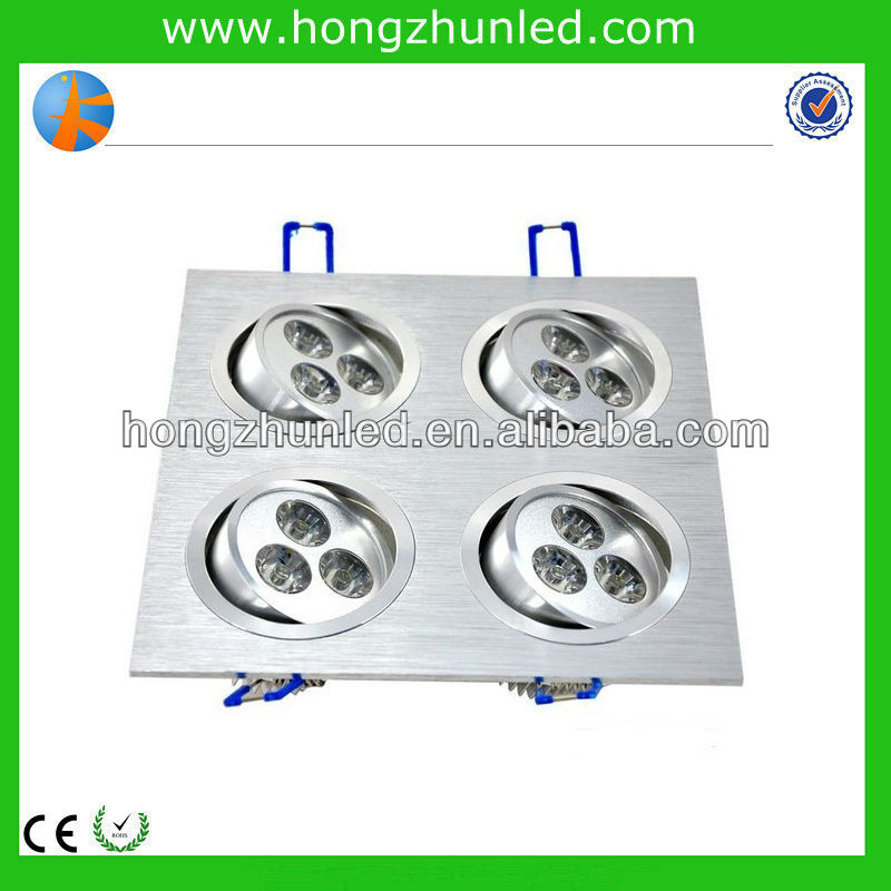 china Long lifespan mini 3w led ceiling grill light