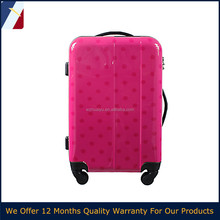 2016 hot selling for girls and kids pc sky luggage travel bags