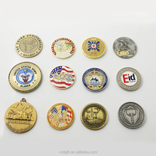 Custom commemorative metal coins/custom metal challenge coins/metal souvenir coin