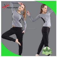 wholesale hot sale ladies fashion sportswear yoga wear manufacturer
