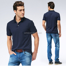 2015 Factory Sale 100% Cotton Plain Sport Embroidery Polo T-Shirt For Men Cheap