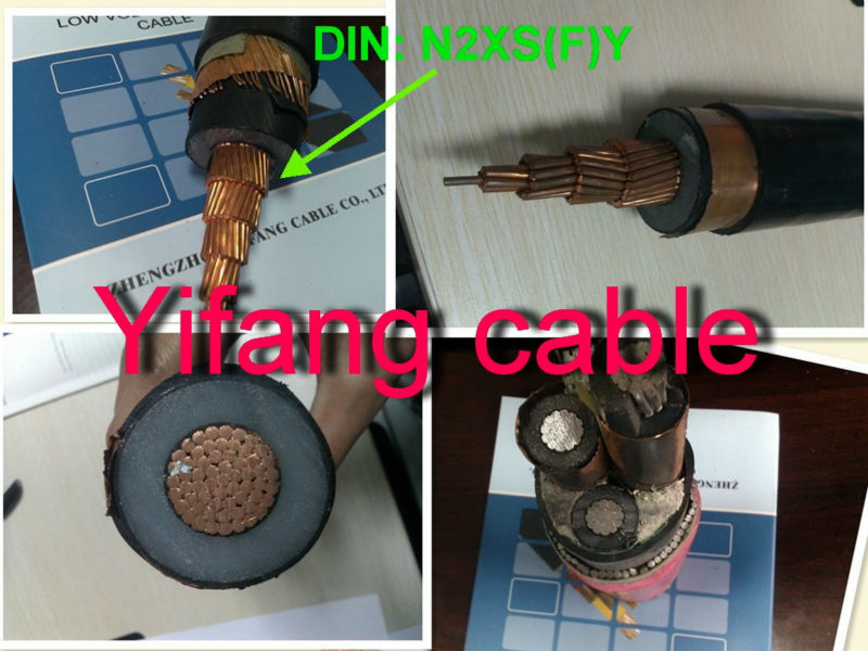 submarine power cable/underwater cable/undersea cable